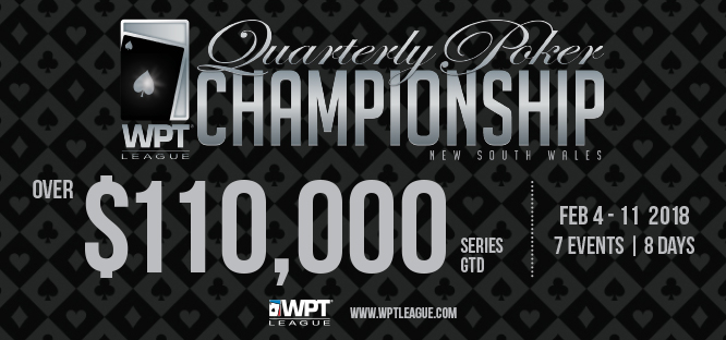 $110,000 WPT League Quarterly Poker Championship
