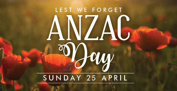Midday ANZAC Service