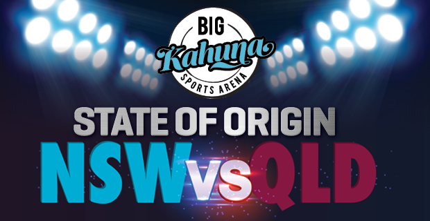State of Origin in Big Kahuna