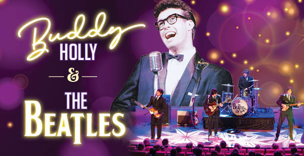 Buddy Holly & The Beatles Live in Concert