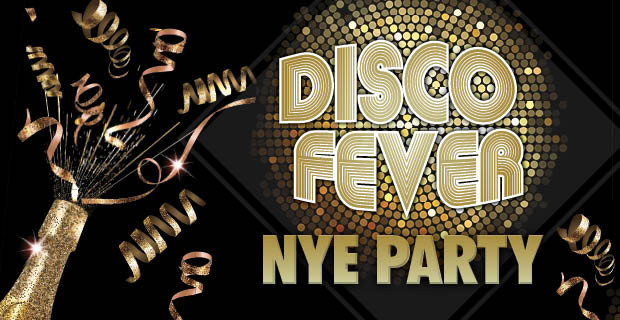 Disco Fever New Years Eve Party