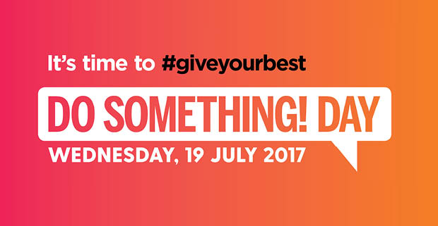 Do Something! Day 2017
