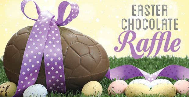 Easter Chocolate Raffle