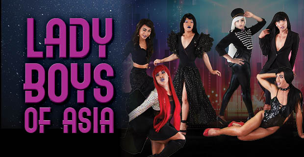 Lady Boys of Asia