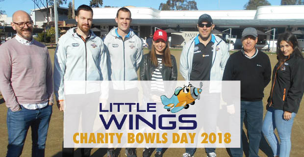 A Day of Fun on the Greens to Raise Funds for Little Wings