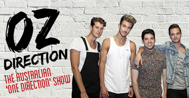 The Australian One Direction Show