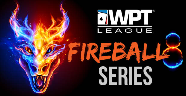 WPT League FIREBALL 8 Series