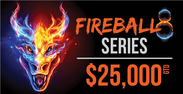 WPT League $25,000 FIREBALL Series