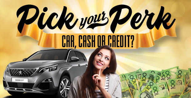Cash, Car or Credit?