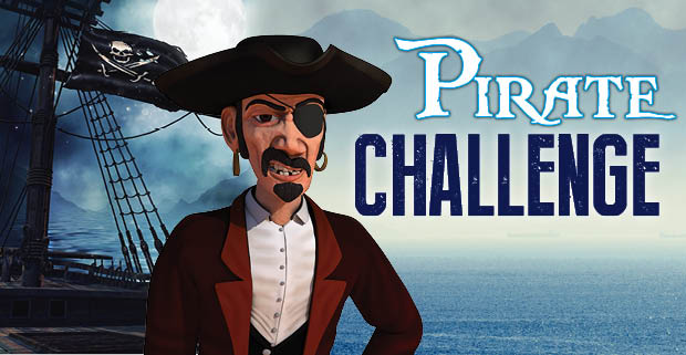 Pirate Challenge $82,000 Cash Giveaway