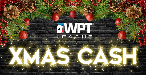 WPT League $200,000 GTD Christmas Cash