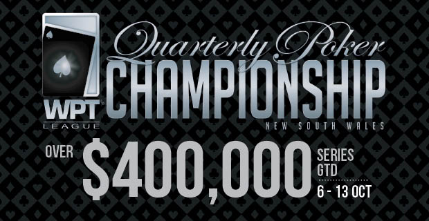 $400,000 WPT League Quarterly Poker Championship