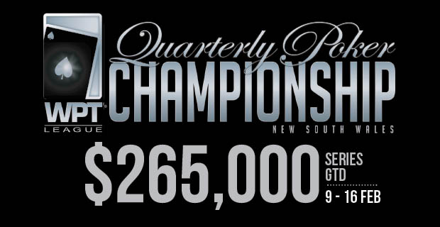 WPT League Quarterly Poker Championship
