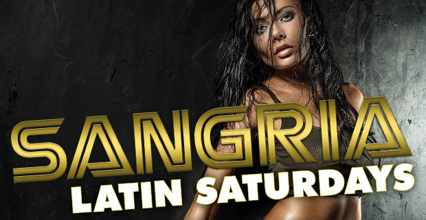 Sangria Latin Saturdays in Pavilion Bar