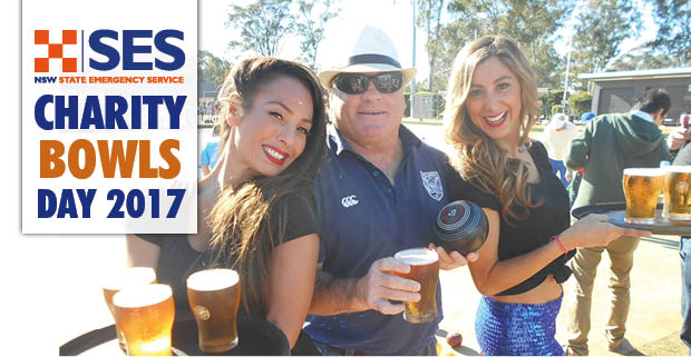 A Day of Fun on the Greens to Raise Funds for SES