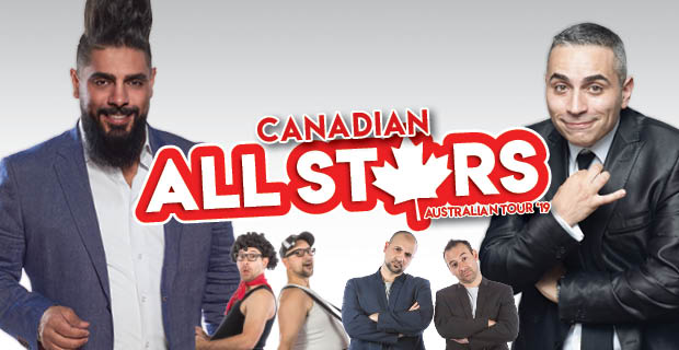 Canadian All Stars Australian Tour 2019