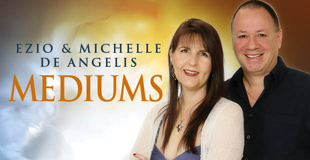 Ezio & Michelle De Angelis (Mediums)