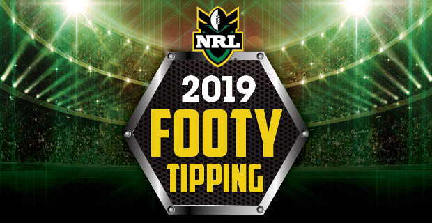 2019 NRL Footy Tipping Competition