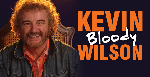 Kevin Bloody Wilson FUPC Tour