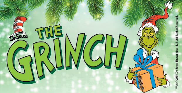 Children's Christmas Party with The Grinch!