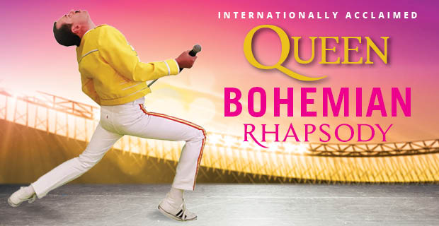 Bohemian Rhapsody – Queen Tribute
