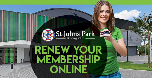 Renew Your Membership Online!