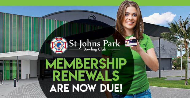 Is your membership due for renewal?
