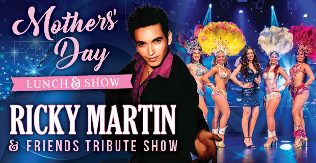 Mothers' Day Lunch & Show