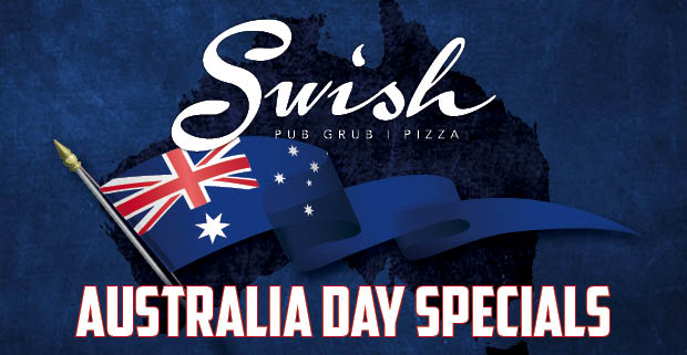 Have a Swish Australia Day Lunch!