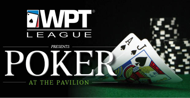WPT League presents Poker in the Pavilion Bar