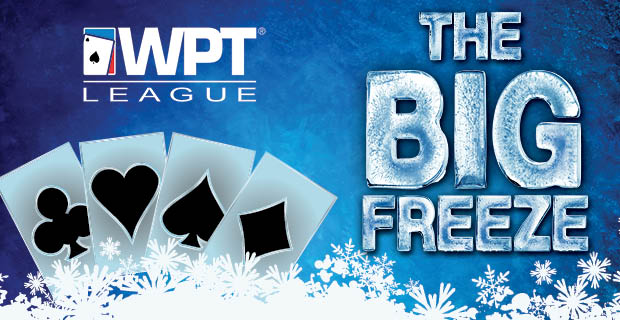 WPT League Big Freeze $20k GTD
