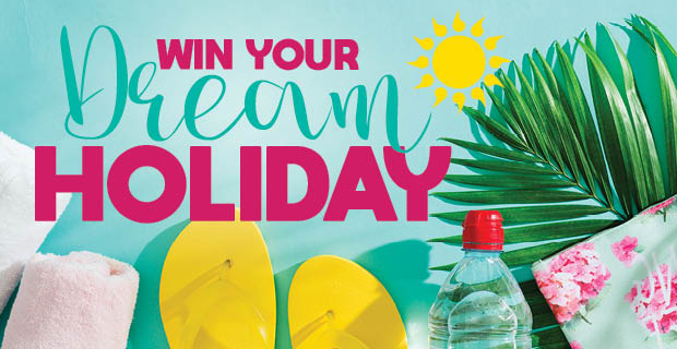 $10,000 Win Your Dream Holiday