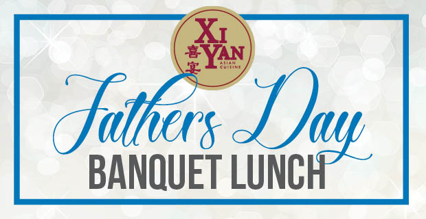 Fathers' Day Banquet Lunch